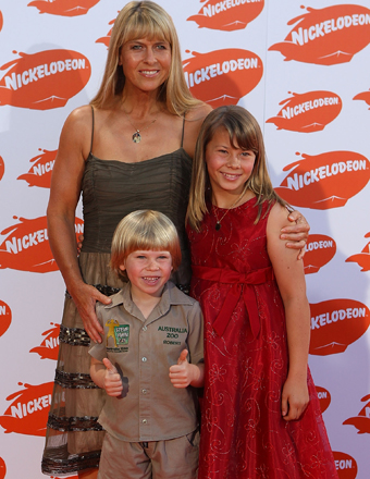 bindi-irwin-family
