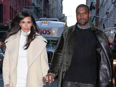 Save the Date! Kim Kardashian and Kanye West to Marry in Spring