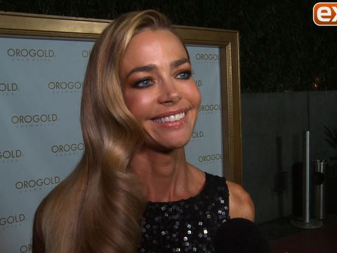 Denise Richards on How She Keeps Looking Fabulous at 43
