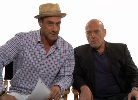'Breaking Bad's' Dean Norris Refuses to Apologize for Outburst Over 'Small Time'