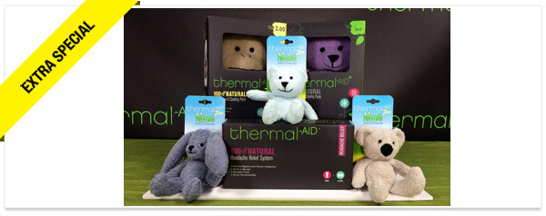 Win It! A Collection of Thermal-Aid Products