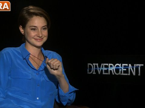 Why 'Divergent' Star Shailene Woodley Doesn't Own a Cell Phone
