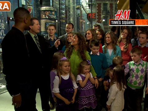 The Duggars: '19 Kids and Counting' Stars Dish on the New Season