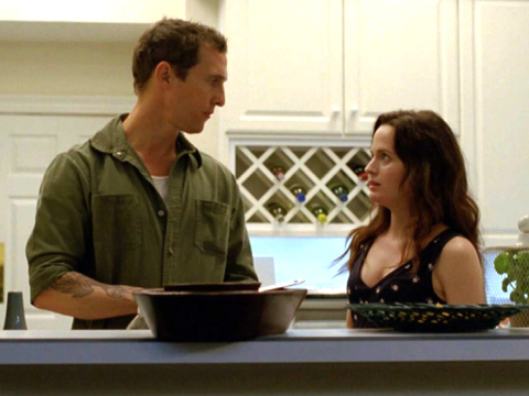 'True Detective' Deleted Scene! Rust's Explosive Breakup with Girlfriend Lori