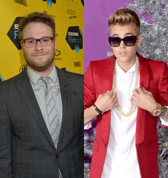 Seth Rogen Slams Justin Bieber! Find Out What the Actor Had to Say