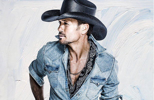 Exclusive! Behind-the-Scenes Look at Tim McGraw's New Single 'Lookin' for That Girl'