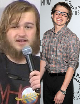 See Former 'Two and a Half Men' Child Star's Bearded Transformation!