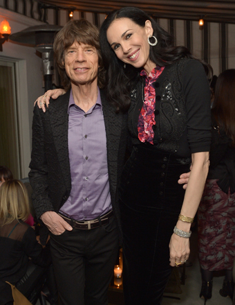 Mick Jagger's GF, Fashion Designer