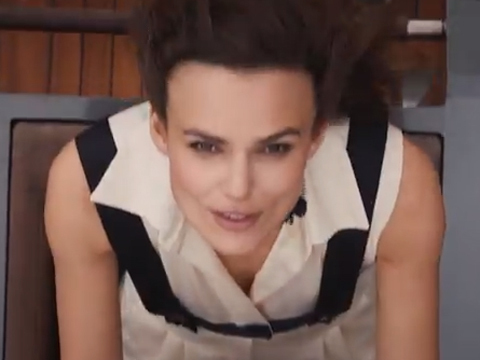 Is Keira Knightley the Next Bond Girl? See Her in Action