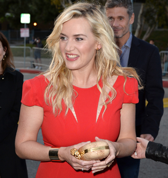 Why Kate Winslet Doesn't Advocate for Fast Weight Loss After Having a Baby