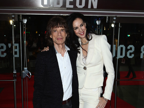 L'Wren Scott Suicide: Mick Jagger Flies to L.A. to Be with Kids, Makes Funeral Arrangements
