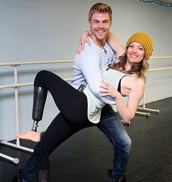 Dancing Darling Amy Purdy: Her Story of Survival, and Life Leading Up to 'DWTS'