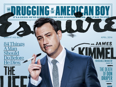 'The Name Is Jimmy, Jimmy Kimmel'