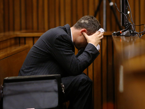 Reeva Steenkamp Murder: Why Oscar Pistorius Covered His Ears in Horror During Trial
