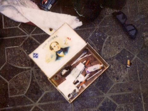 Kurt Cobain: New Pics from the Scene of the Nirvana Singer's Suicide