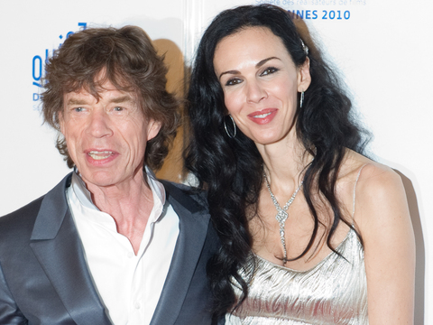 Is Mick Jagger Fighting with L'Wren Scott's Family Over Her Final Resting Place?