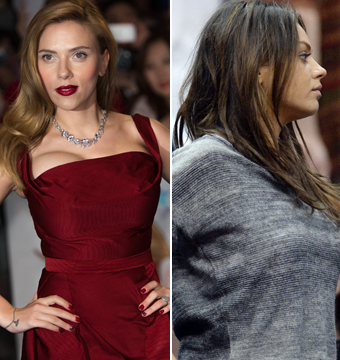 Bump Watch 2014: Scarlett Johansson, Mila Kunis and Other Pregnant Stars