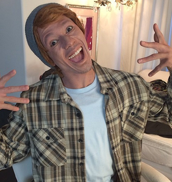 Nick Cannon Stirs Controversy by Dressing Up in Whiteface