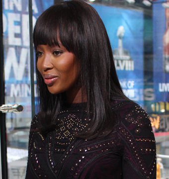 As a Little Girl, Naomi Campbell Wanted to Be...