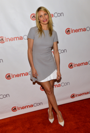 Cameron Diaz Talks Gwyneth, Chris and 'Conscious Uncoupling'