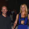 Gwyneth Paltrow and Chris Martin Look 'Lovey-Dovey' at a Party