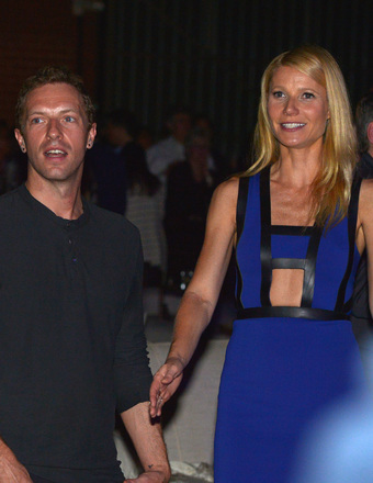 Gwyneth Paltrow and Chris Martin Look Like a Cozy Couple in the Bahamas