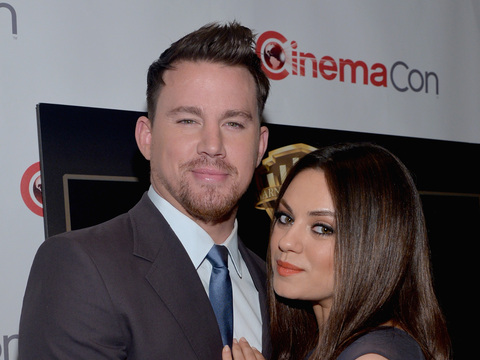 When Channing Tatum Saved Mila Kunis' Life During 'Jupiter Ascending' Shoot