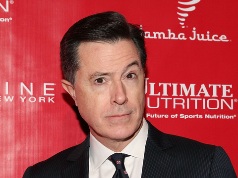 Stephen Colbert Fights Off Racism Charges