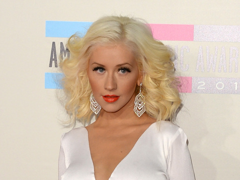 Christina Aguilera and Fiancé Expecting Baby Girl!