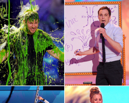 Pics! Our Favorite Moments from the 2014 Kids' Choice Awards!