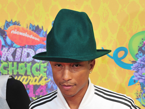 Get Happy! Pharrell Williams to Join 'The Voice' as New Coach