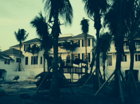 First Pic of Elin Nordegren's New Florida Mansion!