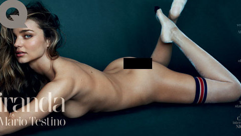 Miranda Kerr Reveals: 'I Appreciate Both Men and Women'