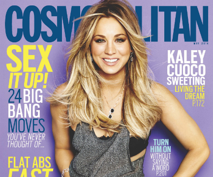 Kaley Cuoco Confesses Getting Breast Implants Was the 'Best Decision I Ever Made'
