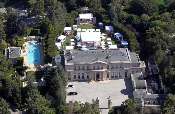 The Most Expensive L.A. Home Just Sold for $102 Mil!