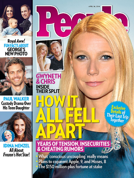 New Details: Gwyneth Paltrow and Chris Martin's 'Marriage Was Falling Apart'