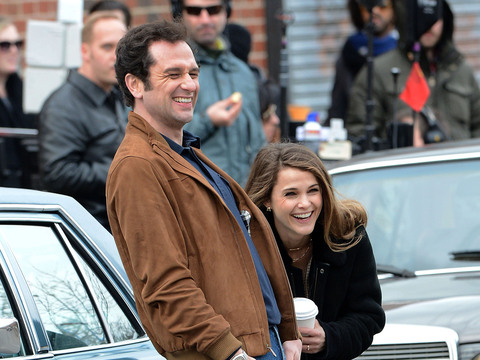 New Couple Alert! Keri Russell's Undercover Romance with Matthew Rhys