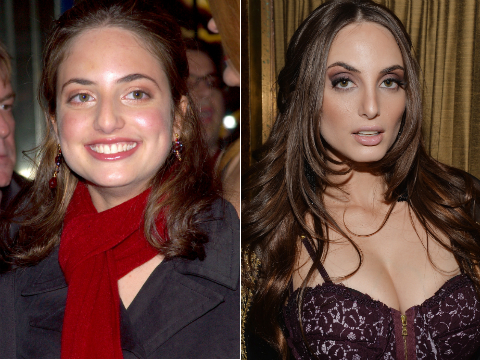 Alexa Ray Joel Is All Grown Up! See Billy Joel and Christie Brinkley's Daughter Today