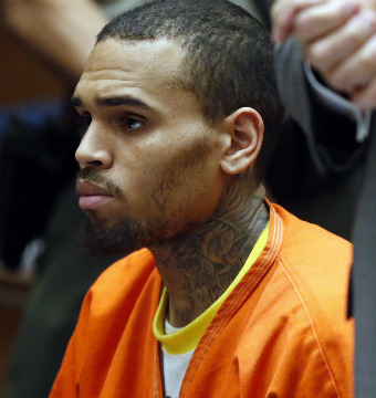 Chris Brown Picked Up by Feds for Transport to DC to Stand Trial
