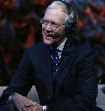 David Letterman Is Retiring!