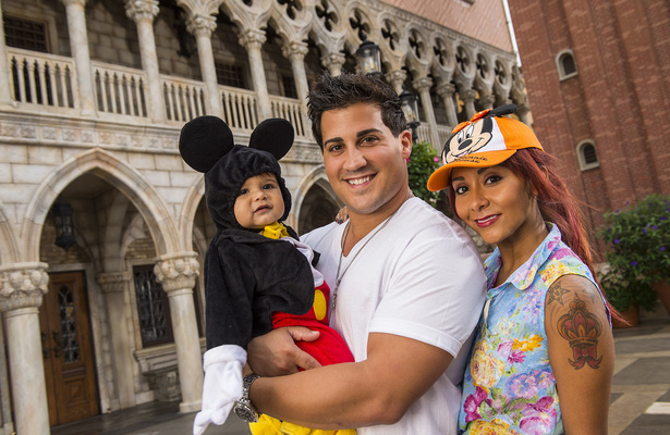 Snooki Is Pregnant with Her Second Bambino!