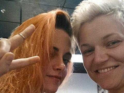 Kristen Stewart's Shocking Hair Makeover