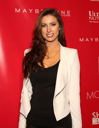 Katherine Webb Shows Off Her Engagement Ring!
