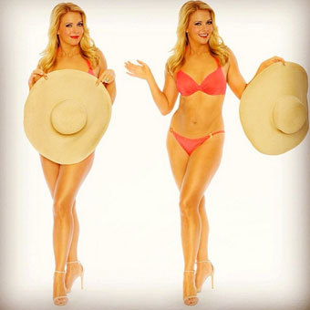Gossip Girl: Melissa Joan Hart Unveils Bikini Body After 40-Pound Weight Loss!