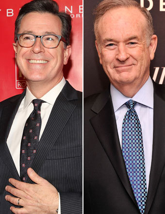 Did Stephen Colbert's Enemy Bill O'Reilly Help Him Get David Letterman's Job?