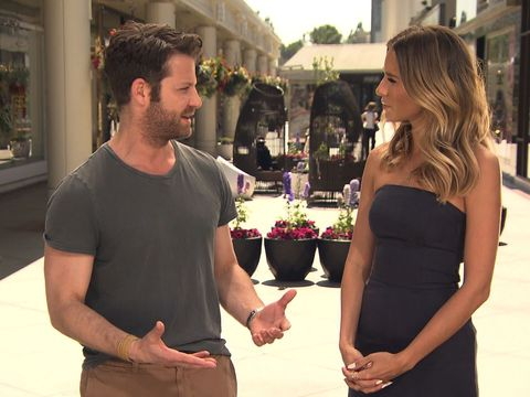 Nate Berkus on the Difficulty of Judging on 'American Dream Builders'