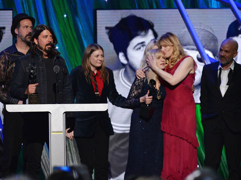 Rock and Roll Hall of Fame's Emotional Night: Who Stepped in for Kurt Cobain and More