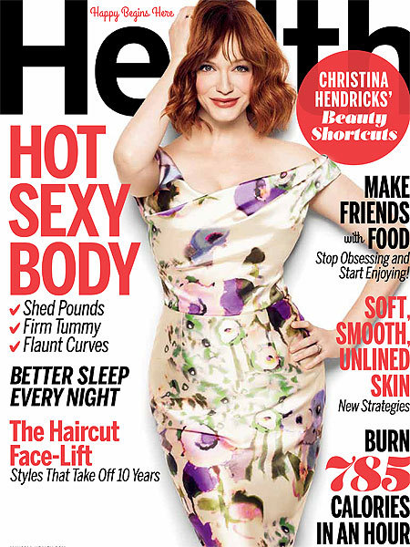 'Mad Men' Star Christina Hendricks on Her Character: 'Joan Knows Her Audience'