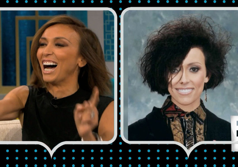 'Hello Ross' Sneak Peek: Giuliana Rancic's Awesomely Cringeworthy, Never-Before-Seen Teen Modeling Photos