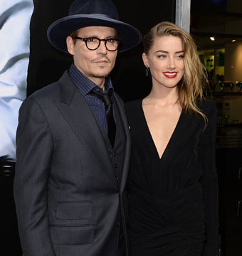 Johnny Depp Is So Romantic He Wakes Up Amber Heard in the Middle of the Night for…